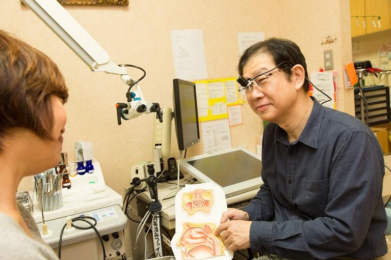 大阪で鼻づまりの手術なら老木医院