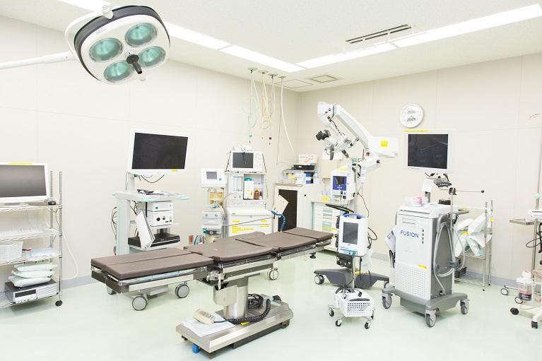 高度な医療技術