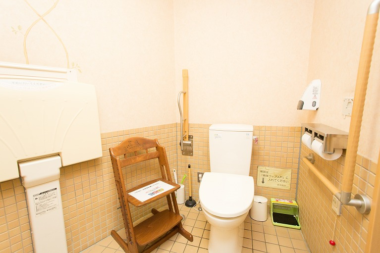 トイレ(子供用)