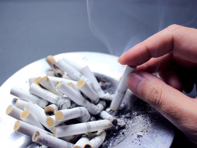 タバコの吸いすぎとお酒の飲みすぎ