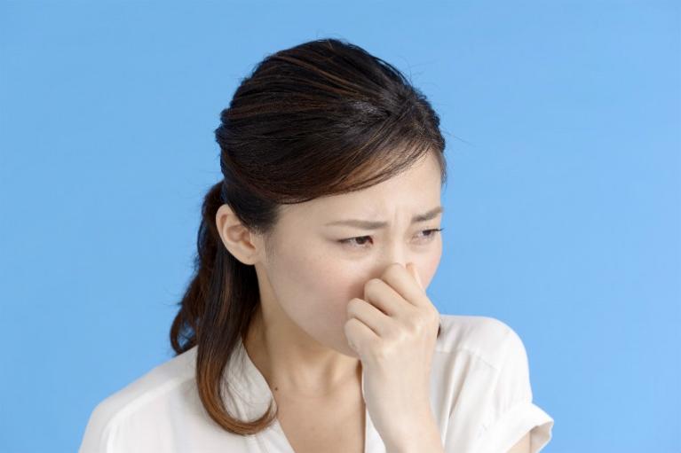 疾患を原因とする鼻の痛み