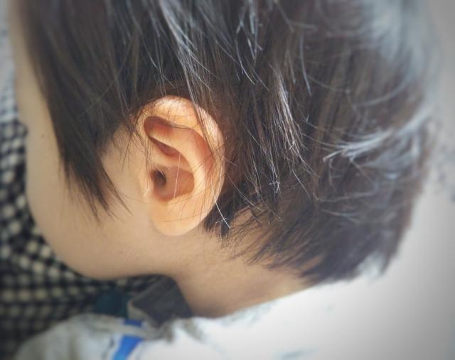 中耳が原因の出血