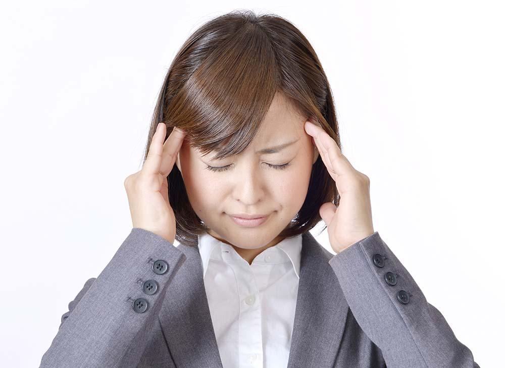 副鼻腔炎(蓄膿症)の原因・症状・治し方